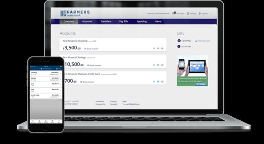 FSB Online Banking Demo