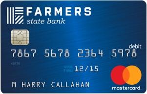 Standard FSB Debit Card