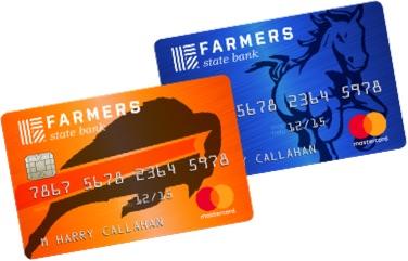 FSB Mascot Design Debit Card